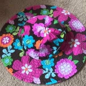 Carters 2T-4TFloral Floppy Hat